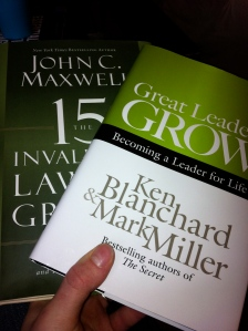 Great Leaders Grow and 15 Invaluable Laws of Growth