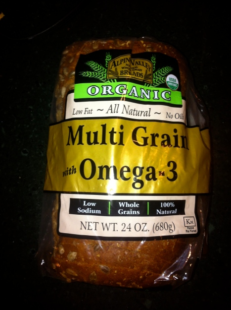 Omega 3 Bread