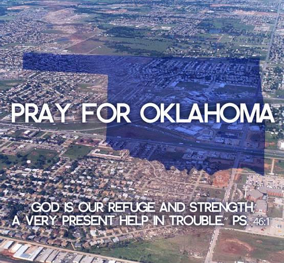 Pray for OK