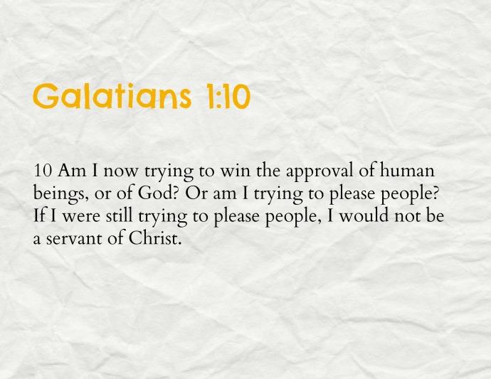 galatians 110