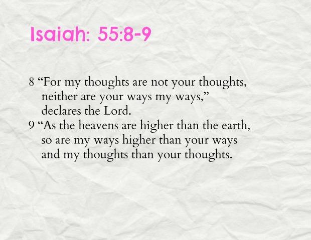 Isaiah 558-9